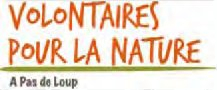 logo volontaires nature